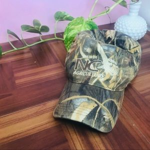 North Carolina Agriculture Camouflage hat